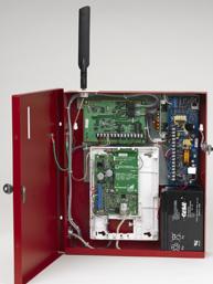 Multi Path Ip Cellular Fire Alarm Communicator
