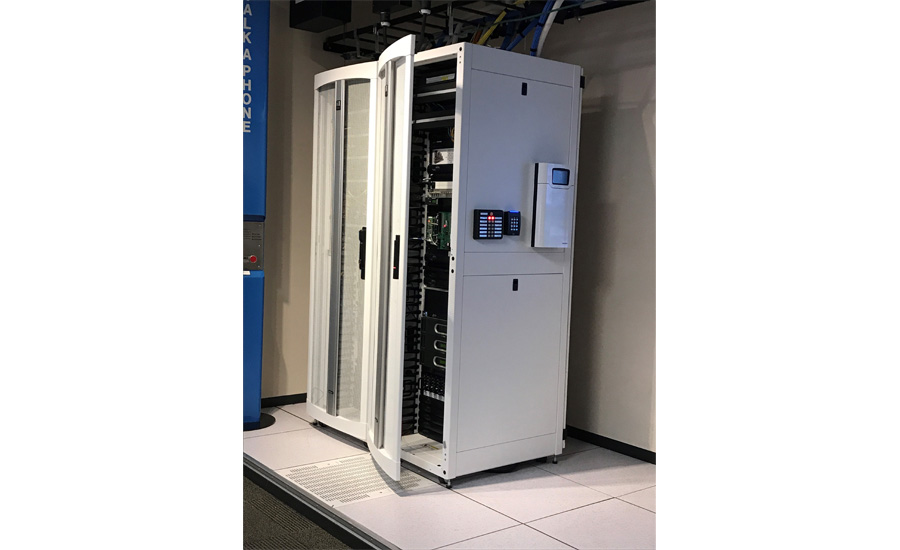 Data Cabinet Anixter Media Day SDM October 2017
