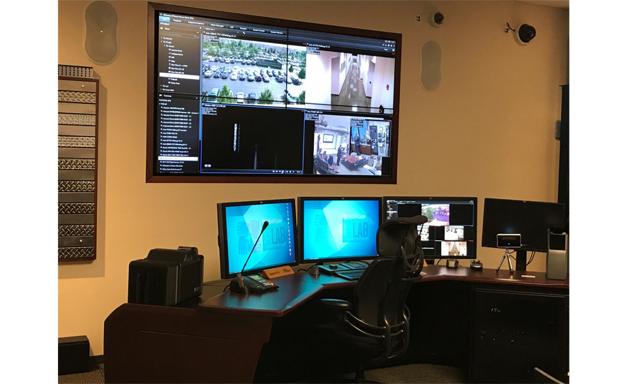 Video Surveillance Station Anixter Media Day SDM October 2017