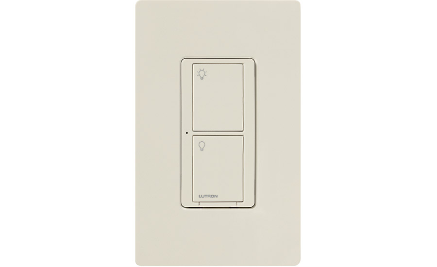 The Caséta Wireless smart home system from Lutron Electronics