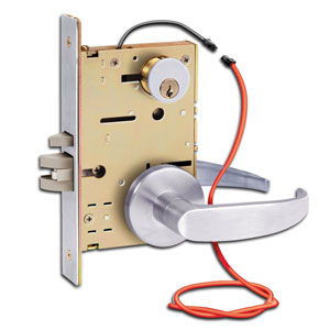Electrified Lock