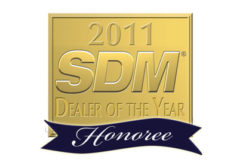 Dealer of the Year Honoree logo