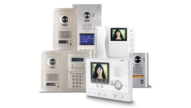 Security system equipment, access panels, phones