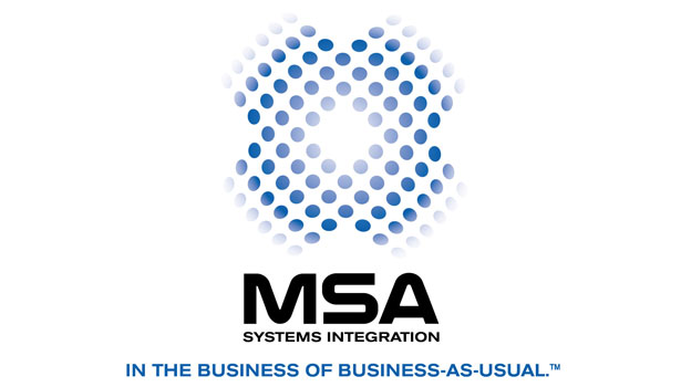 MSA Systems Integration logo