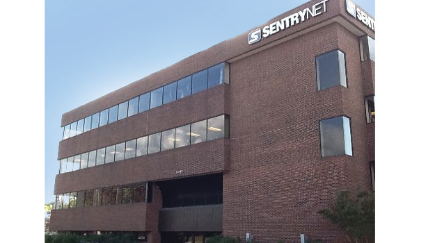 SentryNet's new building in Memphis