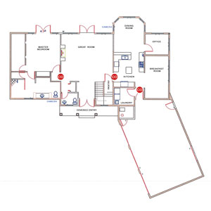 House layout answer