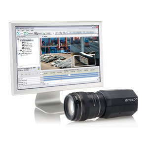 Avigilon camera software