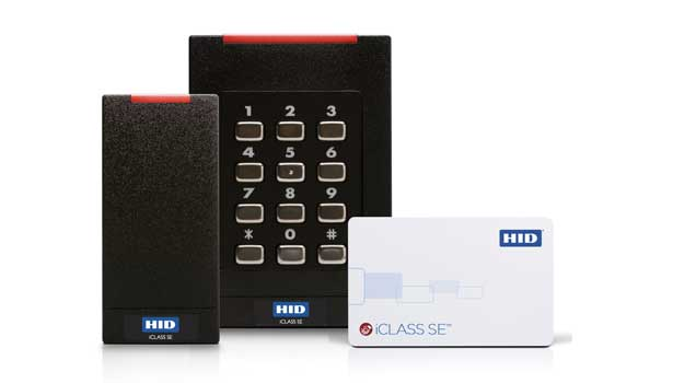 HID Global Access Control Readers & Contactless Smart Cards