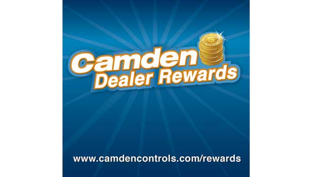 Camden New Dealer Rewards