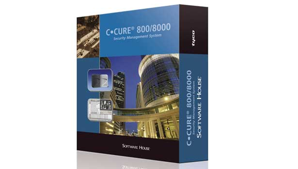 C CURE 800/8000 access control software