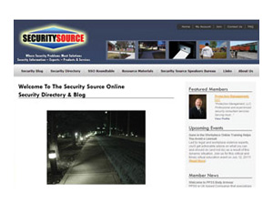 Security Source website