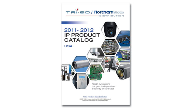 TriEd Northern Video Distribution Product Catalog