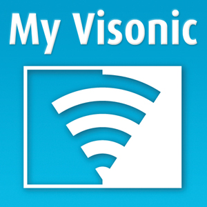 My Visonic logo
