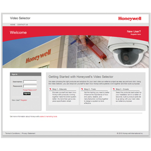 Honeywell website