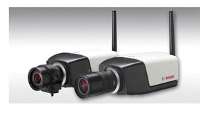 Wireless IP Cameras Cover Range of Applications