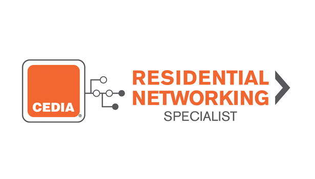 CEDIA Residential Networking Specialist