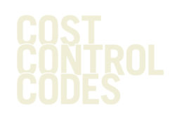 Cost Control Codes logo