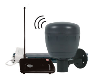 Wireless Battery Driveway Monitor