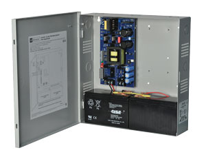 Power Supply With Intelligent Features