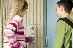 Children using access control
