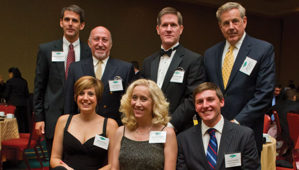 Attendees of the SDM 100 Gala