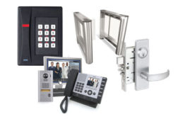 Access control item colllage