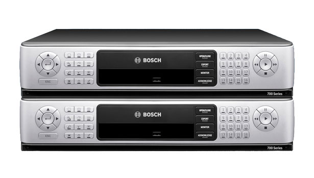 The Bosch 700 Series Hybrid Recorders