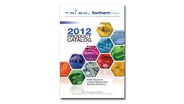 Tri-Ed / Northern Video 2012 Product Catalog