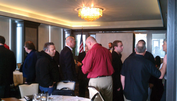 February meeting of security executives