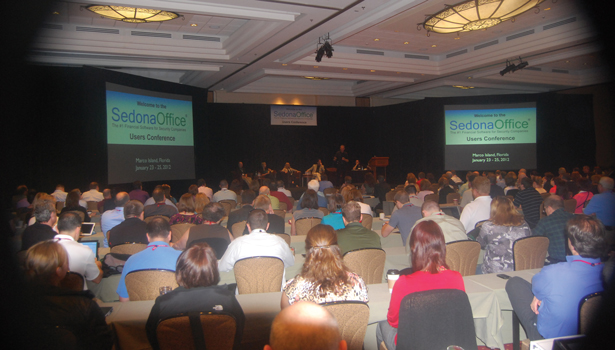 2012 SedonaOffice Users Group Conference