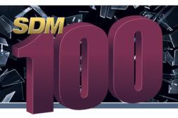 SDM 100 logo 2012