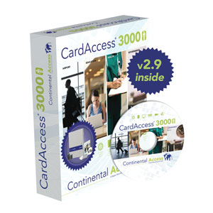 CA3000 version 2.9 software