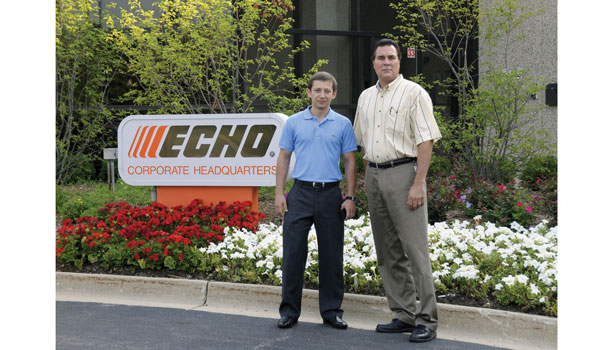 LaMarco Systems' relationship with Echo Inc. dates back to 1999, when the company installed a fire alarm system