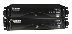 8000 Series hybrid network video recorders