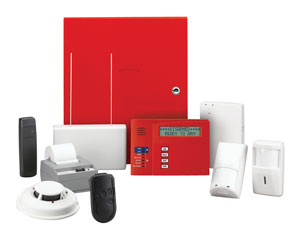 Honeywell introduced commercial-grade fire control panels