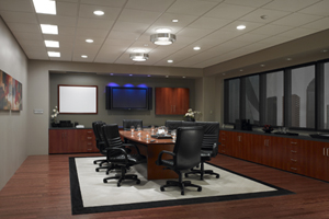 Lutron Board Room
