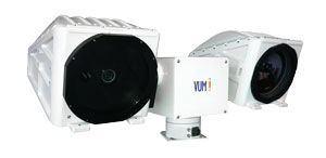long-range video surveillance system
