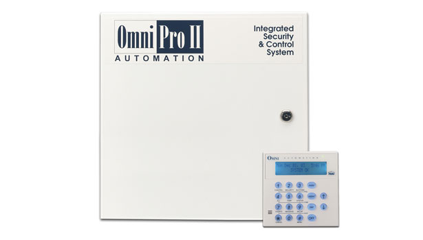 The Omni automation and security controller