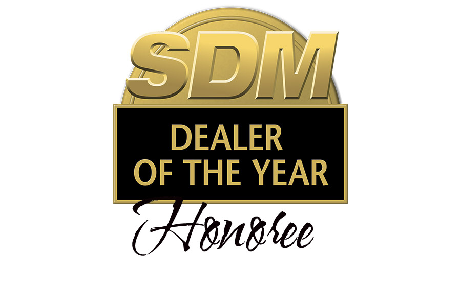 SDM Dealer of the Year