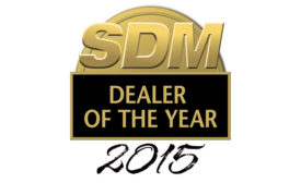 SDM Dealer of the Year 2015