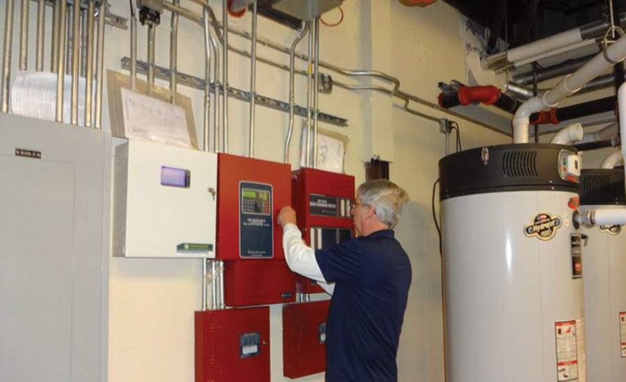 University Strengthens Safety with Streamlined Fire Protection ...