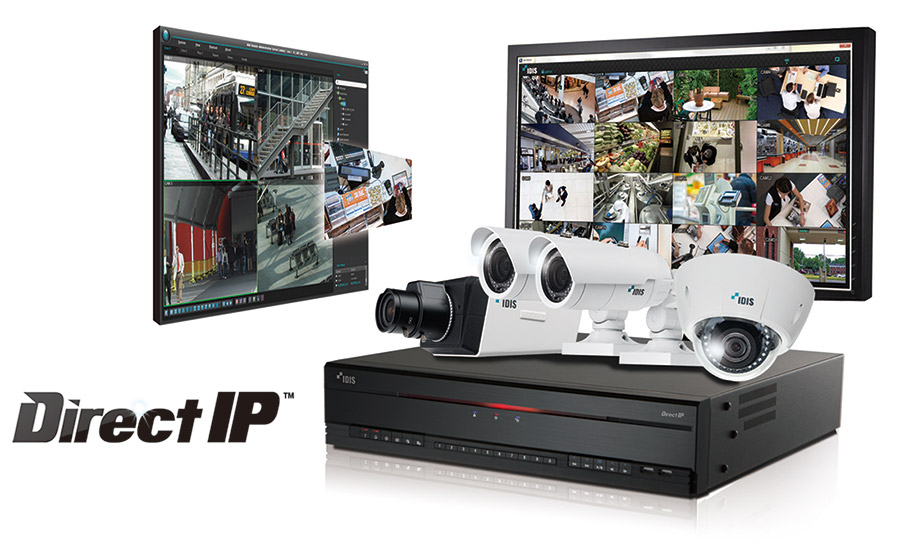 Direct IP and Predator HD Cameras
