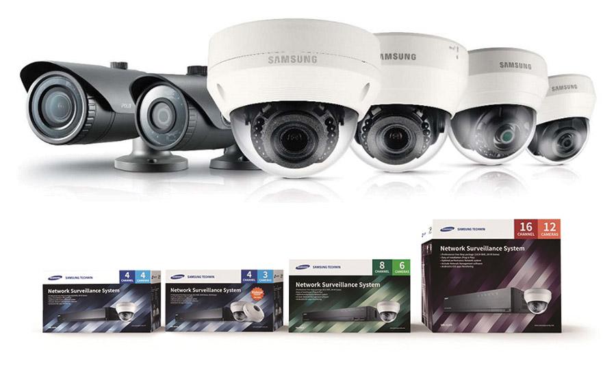 Samsung WiseNet Lite Cameras & IP Kits Offer Affordable