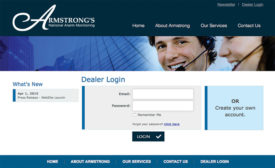 Armstrong Launches New Website
