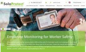 Employee Monitoring for Worker Safety