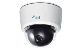 Full HD 30x optical zoom PTZ camera by IDIS