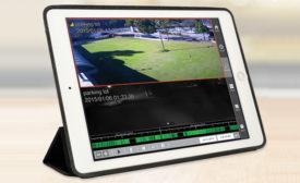 Digital Watchdog's DW Mobile Pro client app for Apple iOS