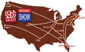 Galaxy Control Systems 2016 USA Roadshow Schedule