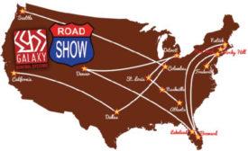 Galaxy Control Systems 2016 USA Roadshow Schedule
