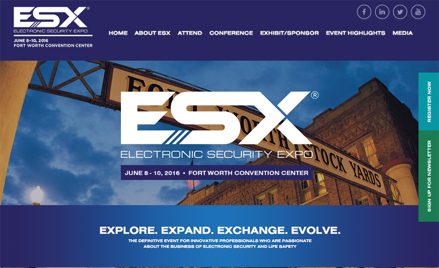 New Website Reflects ESX's Rebranding